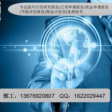 神木县写立项报告-神木县项目申请报告编制