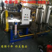病死老母豬無害化處理設備,屠宰場100公斤濕化機圖片