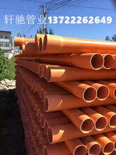 内蒙古通辽PVC九孔格栅管厂家33x9格栅管价格图片
