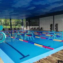 拆装式泳池与混凝土泳池对比介绍