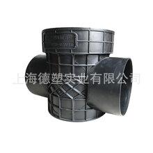 上海厂家供应塑料检查井耐高温污水检查井成品检查井图片
