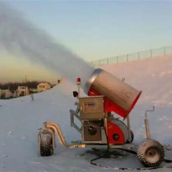 国产小型人工造雪机全天候造雪机优势造雪机厂家价格