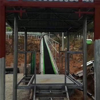 山東七彩云梯輸送帶滑雪場魔毯融雪裝置諾泰克支持定制