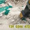 四川达州愚公斧大劈裂开山机能打动几级花岗岩