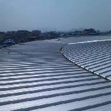 铝镁锰板屋面板直立锁边系统湖南中创专业生产制作图片