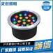 江蘇南京LED地埋燈加厚外殼-靈創照明
