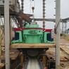 案例瓜米石、山沙制砂生产线沃力瓜米石制砂设备