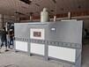 江門輸送式噴砂機鋁型材去氧化皮自動噴砂機