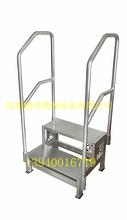 沈阳铝梯铝型材梯铝踏台接受定制图片