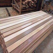 加拿大红雪松板材价格红雪松圆柱户外园林景观工程