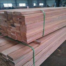 上海柳桉木定尺加工厂户外柳桉木防腐木木条方厂家