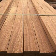 南美菠萝格户外木结构工程菠萝格建筑木方料价格优惠