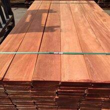 马来西亚柳桉木防腐木厂家柳桉木木条方景观工程