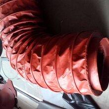 山西临汾矿用风机800进风风筒用途图片