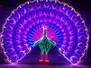 呼和浩特炫彩夢幻燈光節制作廠家燈光節工廠美如夢境