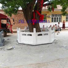 石栏杆订做汉白玉栏板厂家贵州石栏杆批发图片