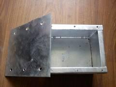 人防密闭接线盒-安全易装-山东德武防护设备公司