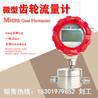 WT02液压点胶化工环氧树脂行业微型圆齿轮流量计