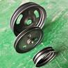 厂家直销各种三角皮带轮旋压皮带轮加工定制