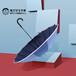 RST外贸出口日韩14骨直杆素色包边晴雨伞