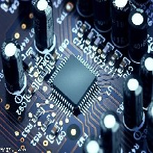 各種集成IC打字激光刻字IC芯片磨字刻字打磨圖片