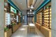 哈尔滨眼镜店设计装修眼镜柜台定制