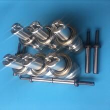 東莞廠家直銷噴涂治具噴涂鏈條鏈輪涂裝線治具圖片