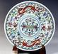 雍乾时期五彩瓷:免费鉴定评估