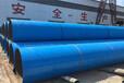 湖南/排水环氧煤沥青防腐钢管厂家管道基地