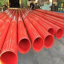 隨州電力涂塑鋼管供應商圖片