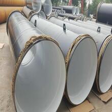 中卫直埋TPEP防腐钢管厂家分析图片
