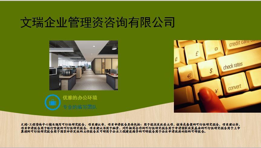 巴楚县本地项目报告/立项、
