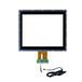 17寸工控触摸屏东莞电容屏厂家定制电容触摸屏