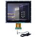 17寸工業觸摸屏-云上觸控屏廠家生產防水防爆工業屏