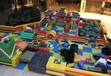 淘气堡儿童积木屋epp积木乐园商场中庭大型积木城堡