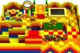 epp积木玩具大型积木城堡儿童乐园玩具,儿童淘气堡