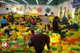 大型epp积木儿童乐园,积木城堡幼儿园游乐场拼插积木