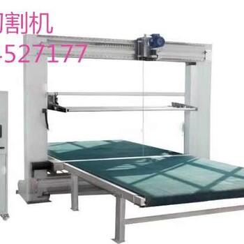 海綿切割機適用領域——萬信機械