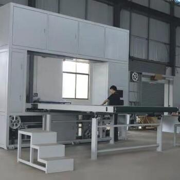 循环刀海绵异形切割机生产厂家