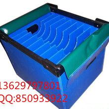 供宝贝波波应重庆涪陵中空板箱塑料中空板箱防静电不中空板箱图片