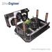 銀工機械;廠家直銷,鋁箔餐盒模具,無皺鋁箔容器模具定制