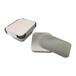1713鋁箔紙蓋、外賣容器紙蓋、高品質覆鋁紙蓋、熱銷