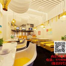 南京料理餐饮店装潢装修设计大概需要多少钱