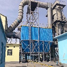 河南耐火材料厂除尘器实恒干式球磨机脉冲布袋除尘器结构特点