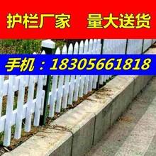 江苏镇江扬中塑钢护栏-50公分40公分图片