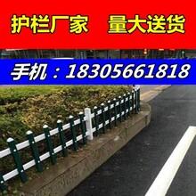 安庆岳西塑钢围栏、量大送货图片