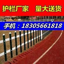 皖西南岳西县pvc护栏、连护栏公司图片