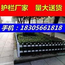 井冈山龙市镇花池围栏花坛护栏_量大送货图片