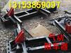 礦用600軌距阻車器價格,QZC系列氣動阻車器