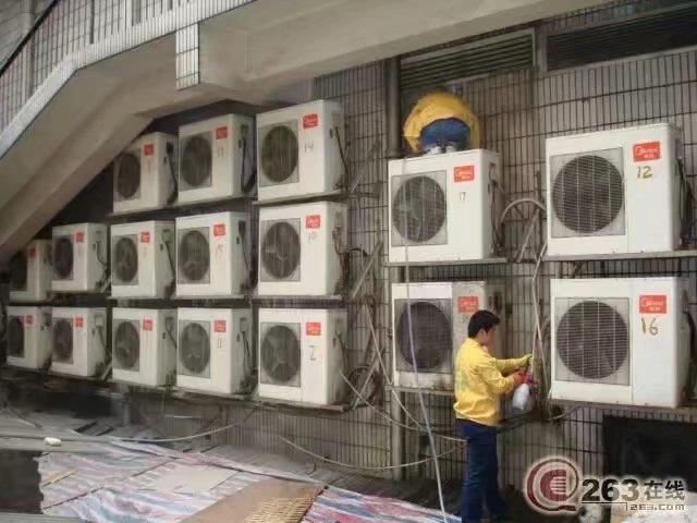 无锡专业空调回收,空调安装维修